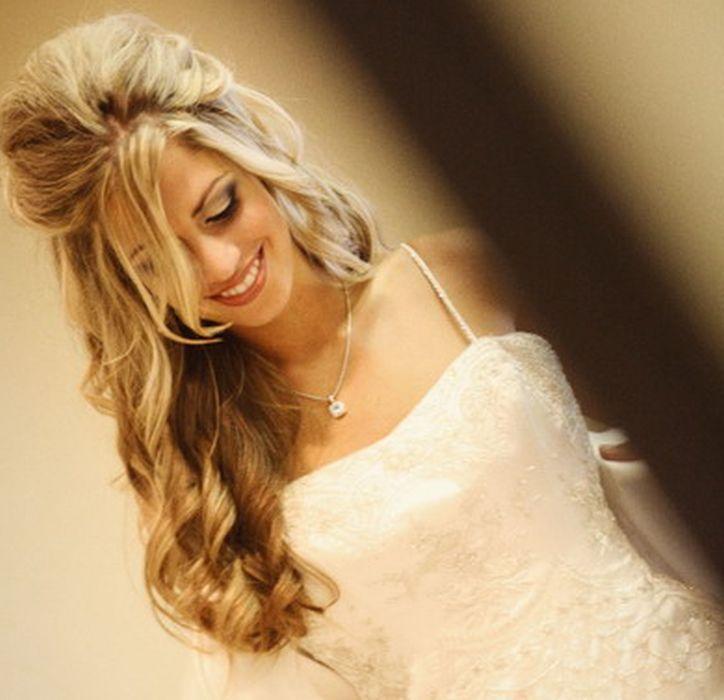 Wedding Hairstyles For Long Blonde Hair
