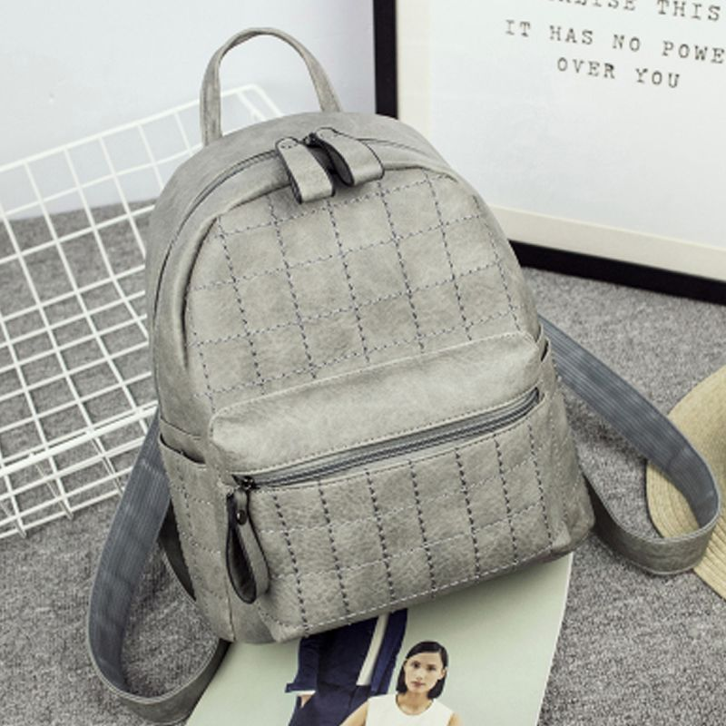 Find More Backpacks Information about women backpack mini genuine leather  bag Japanese style brand travel bag double shoulder bag new arrival a41e6a497ecdb
