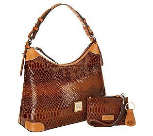 Dooney Bourke Embossed Snake Skin Leather Purse And Matching Wallet 240 I Love This Bought It Two Months Ago