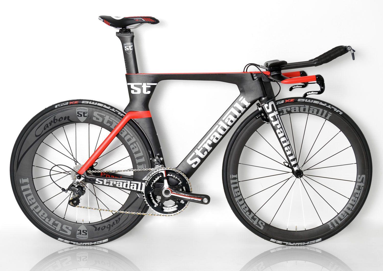 Stradalli Phantom II Carbon Time Trial Bike with Shimano Ultegra ...