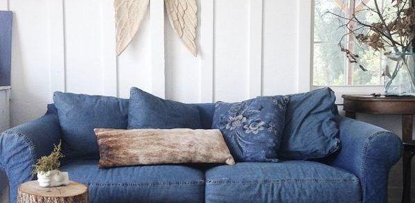 great blue denim sofa 78 for sofa design ideas with blue denim sofa rh pinterest com blue denim sofa bed denim blue sofa living room ideas