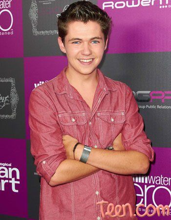 damian mcginty girlfriend