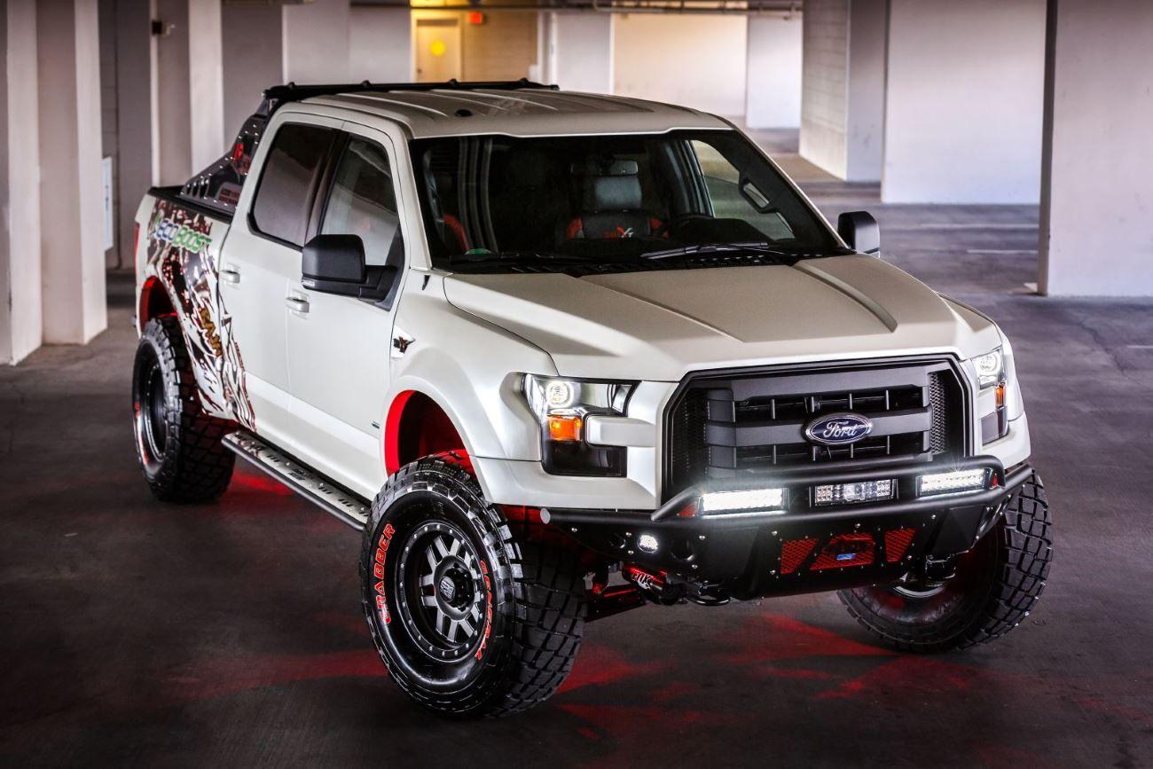 Baja xt 2015 ford f 150 conversion kit
