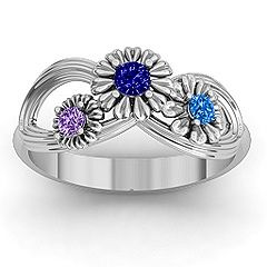 Endless Spring Infinity Ring #jewlr