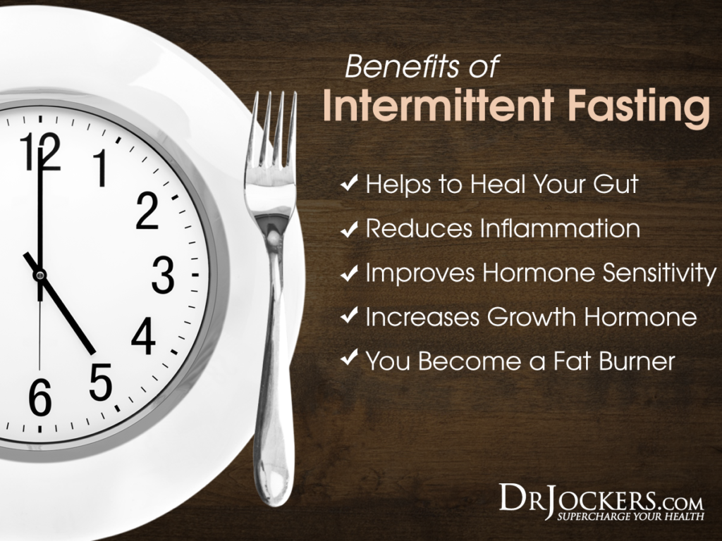 5 Healing Benefits of Intermittent Fasting - DrJockers.com
