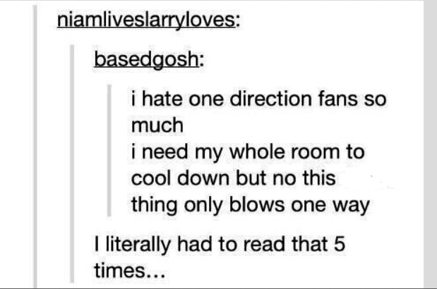 One Direction Funny Quotes: One Direction Fans