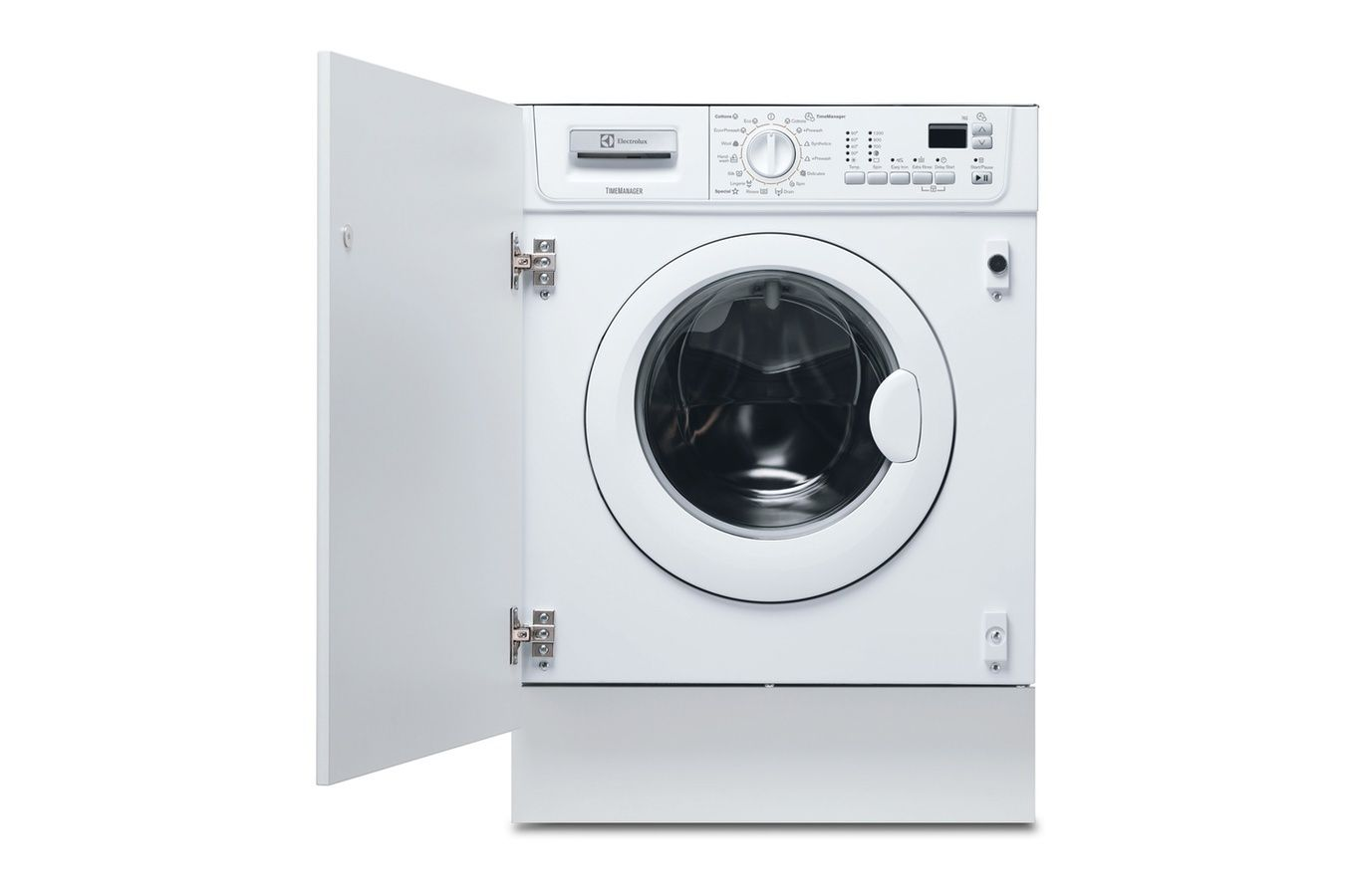 Electrolux EWG127410W FULL Lave linge encastrable, Lave