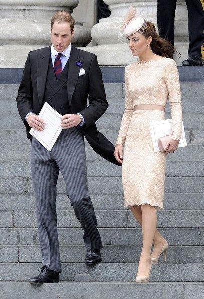 Baylis Knight Blue Nude Lace Slash Boat Neck Wiggle Pencil Dress Wedding guest