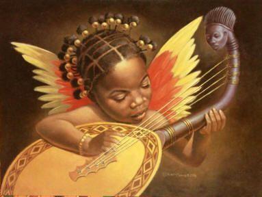 african cupid