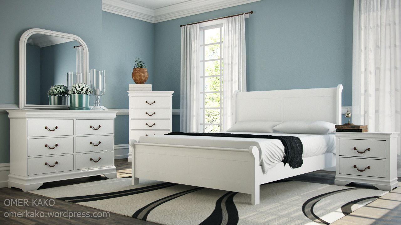 Bedroom With White Furniture stylish white bedroom furniture | bedroom re-do ideas | pinterest
