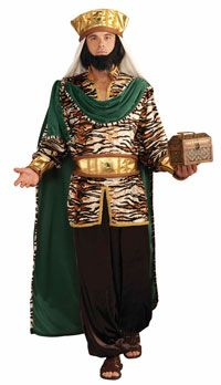 Emerald Wiseman Adult Costume - Christmas Costumes - //christmascosplay.com/  sc 1 st  Pinterest & Emerald Wiseman Adult Costume - Christmas Costumes - http ...