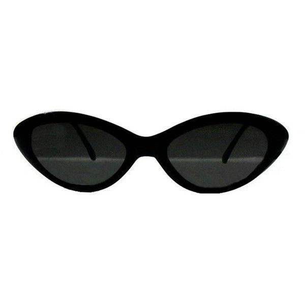 Vintage SunglassesDeadstock Rockabilly Cateyes80s Cat Eye Retro wPk80XOn