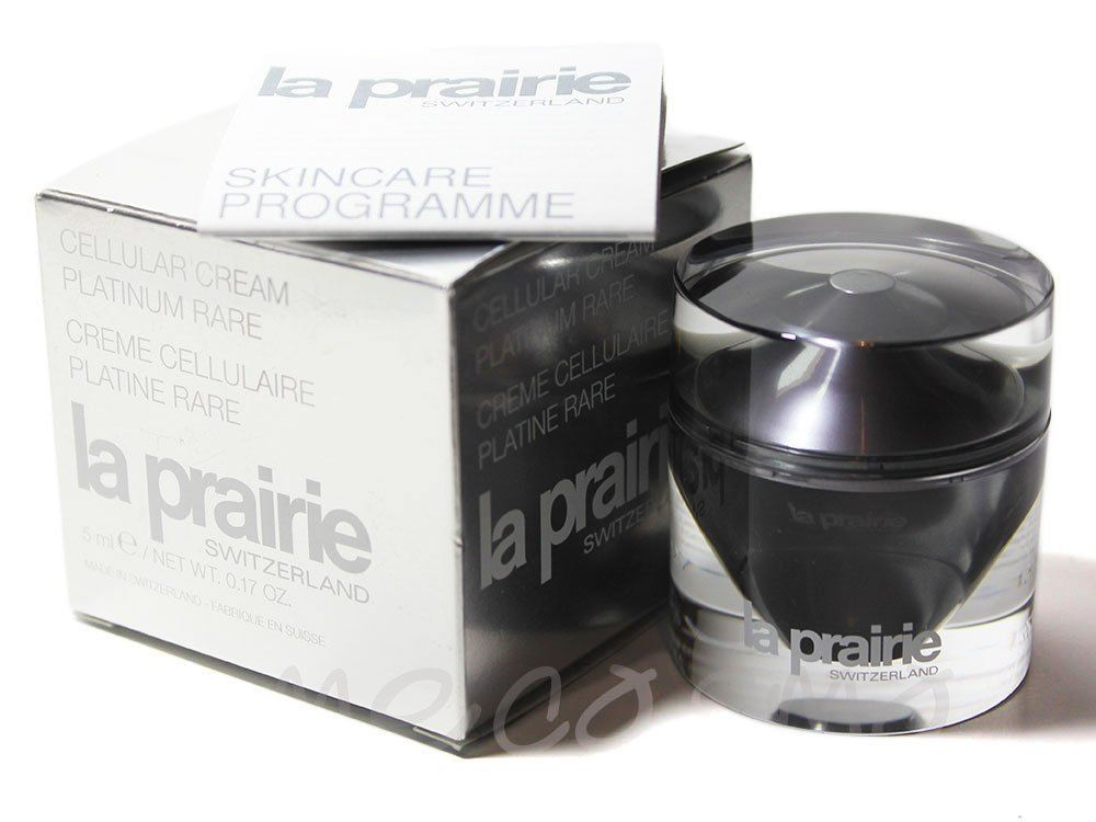 Authentic La Prairie Cellular Cream Platinum Rare Deluxe Size 5ml This Is An Amazon Affili Face Skin Care Paraben Free Products Body Scrub Homemade Recipes