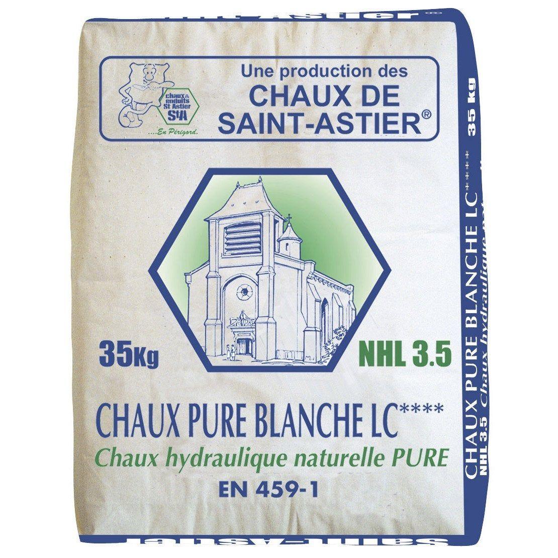 Chaux Blanche Ce Vicat 35 Kg Products En 2019 Chaux