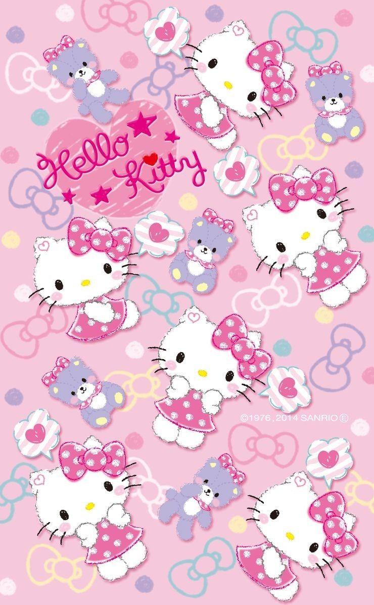 Kartun Oleh Sitiaisyaahh Di Hello Kitty Di 2020