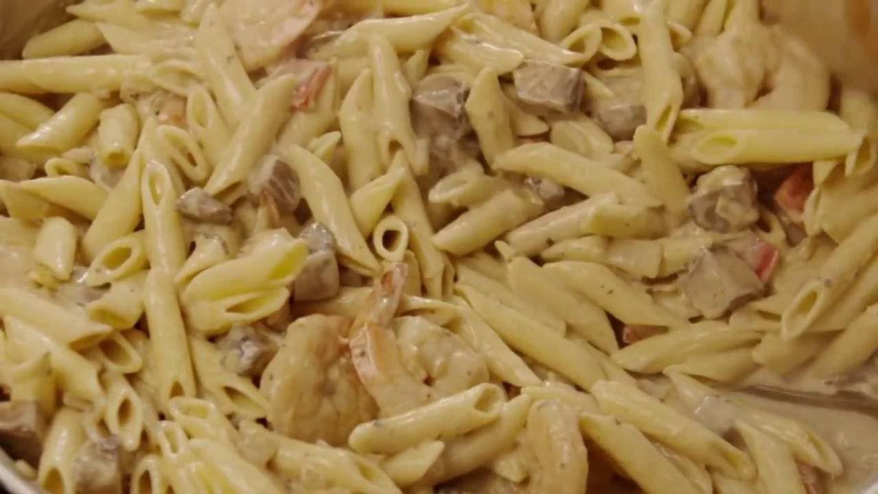Ingredients 1 (16 ounce) box dry fettuccine pasta 1 pint ...