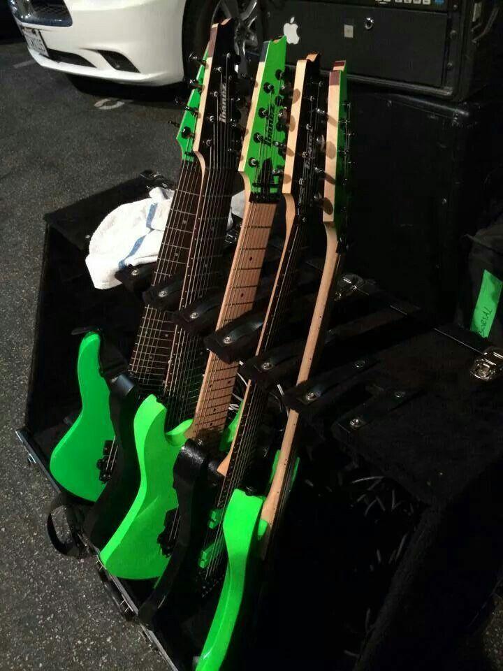 Green ibanez d electric guitar ibanez guitar