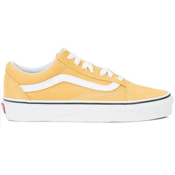 Vans Old Skool sneakers ($60) ❤ liked on Polyvore featuring