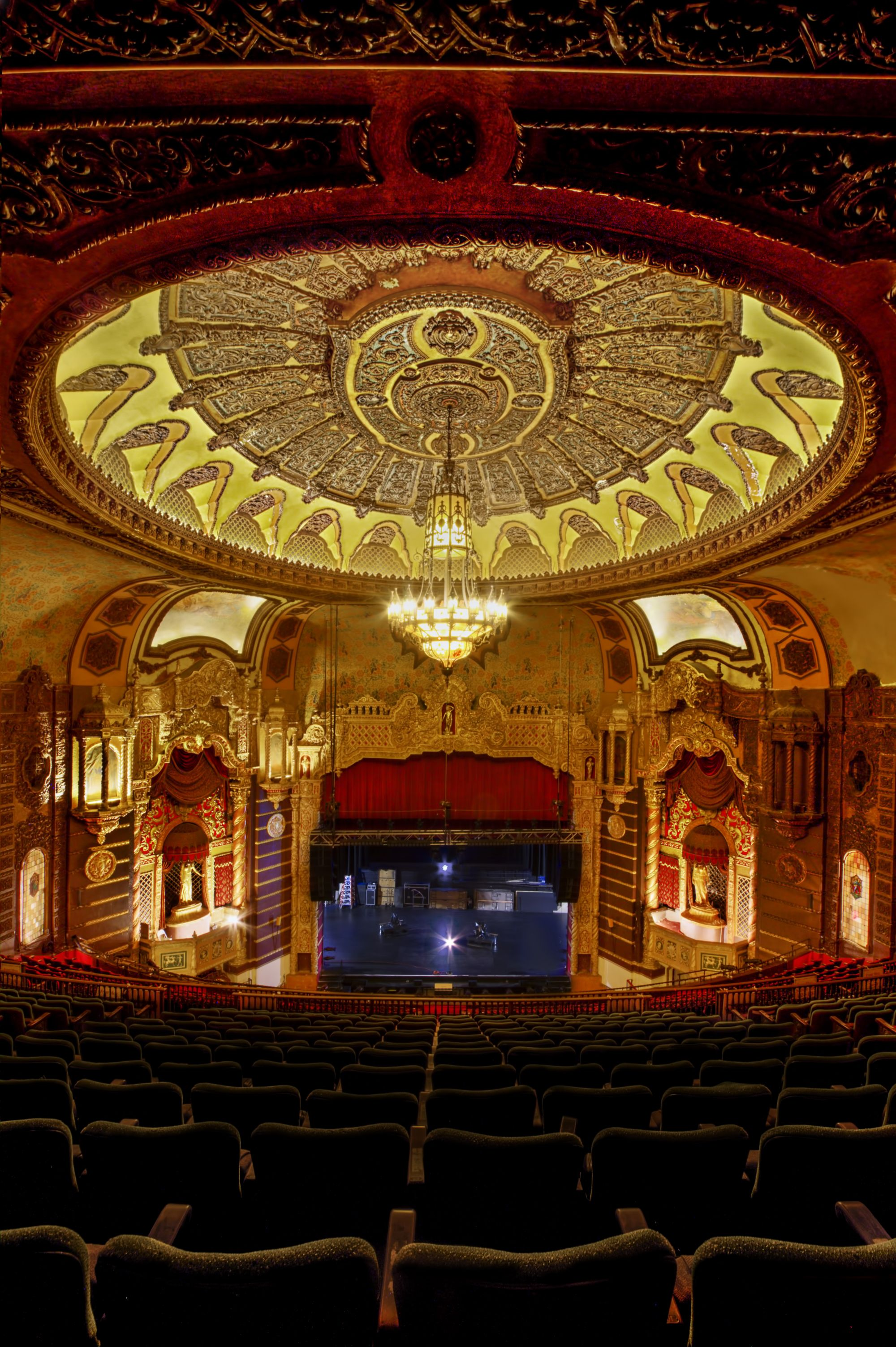 St. George Theater in Staten Island   The Ater   Pinterest   Staten ...