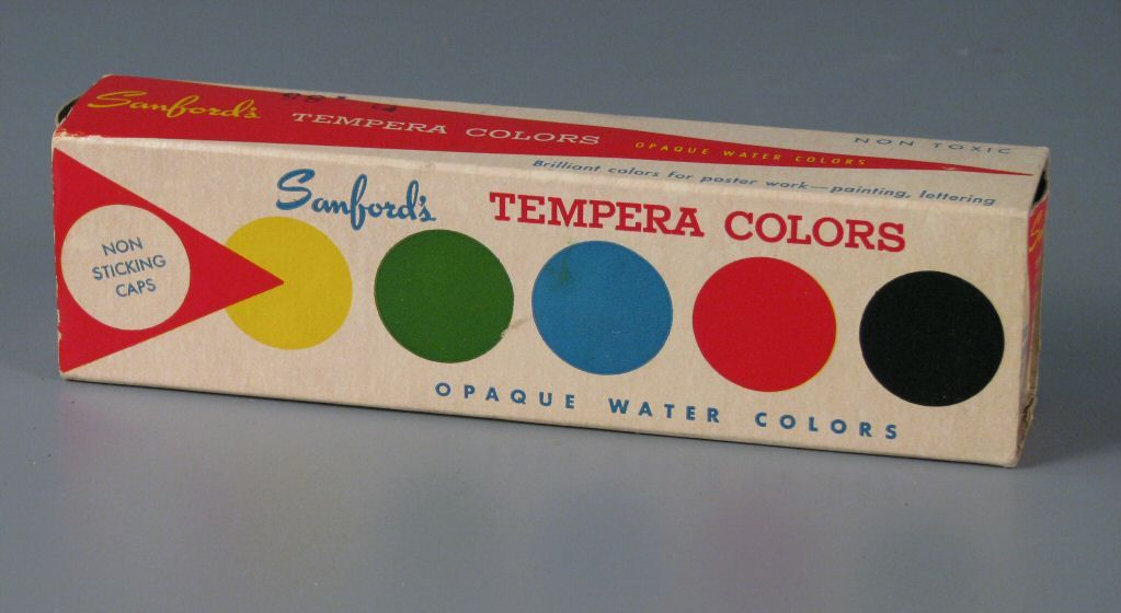 Tempera Paint Can T Tell You How Much Of This Paint I Used In My School Years And In My Early Years O My Childhood Memories Childhood Memories Happy Memories