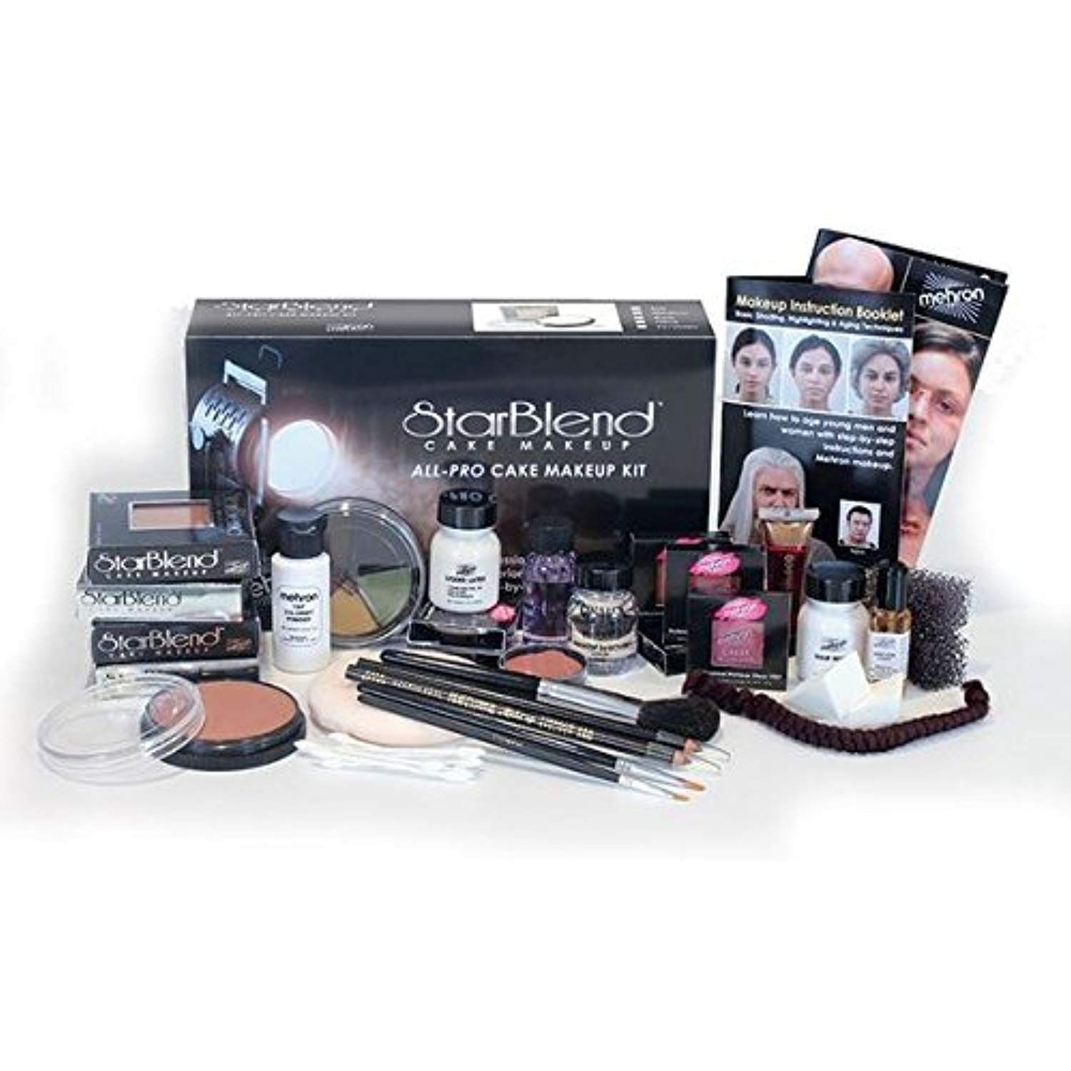 Mehron All Pro Makeup Kits Starblend Medium See This Great Product This Is An Affiliate Link Makeupsets Makeup Kit Mehron Professional Makeup Artist