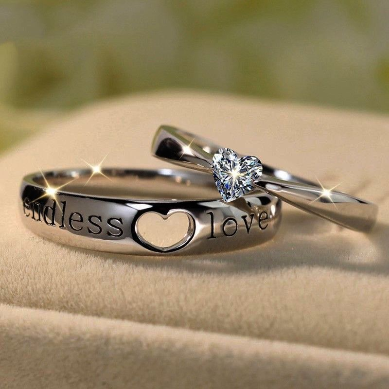 1a5e9f8186e Couple Rings|Couple Rings Amazon|Couple Rings Adjustable|Couple ...