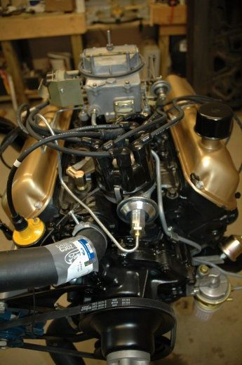 1965 mustang 289 v8 engine, concours restored | 1965 Mustang
