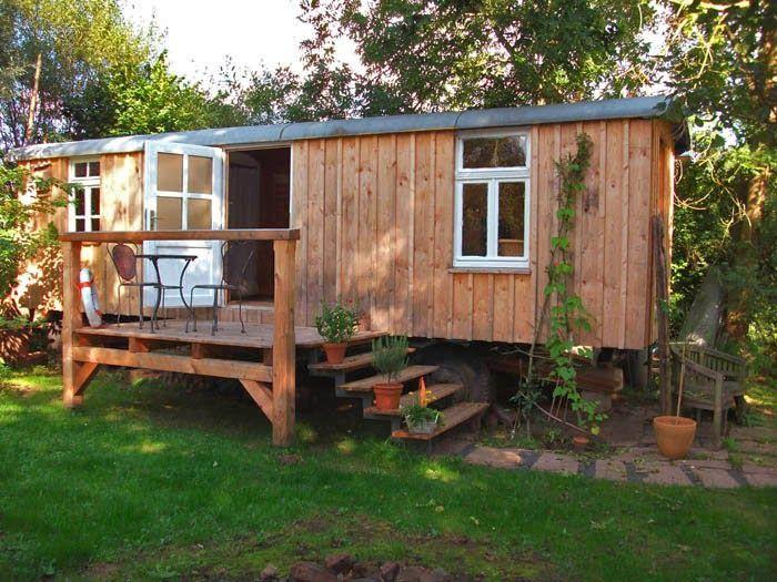 Photo of Suffershill House: Bauwagen-Ideen
