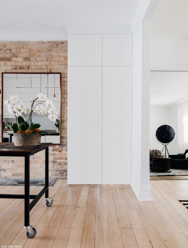 the latest project of the Australian interior designers Pamela Makin