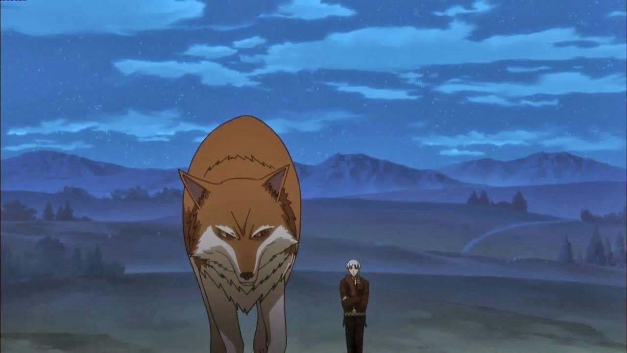 wolf's rain anime review