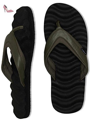 O'Neill Koosh Profile Sandals burnt olive / vert Taille 43.0 - Chaussures  oneill (