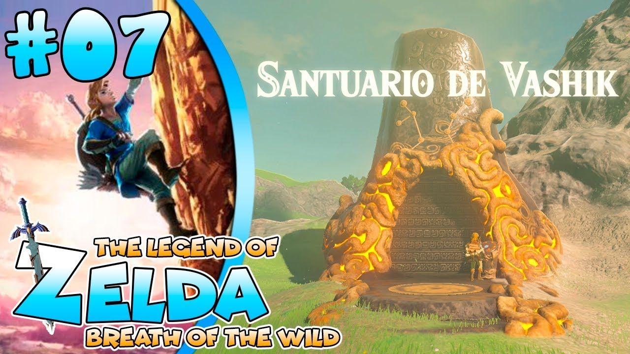 Pin En Santuarios Y Torres The Legend Of Zelda Breath Of The Wild
