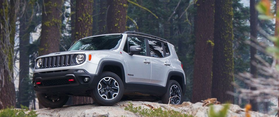 2015 Jeep Renegade Connect With Your Freedom Jeep Renegade