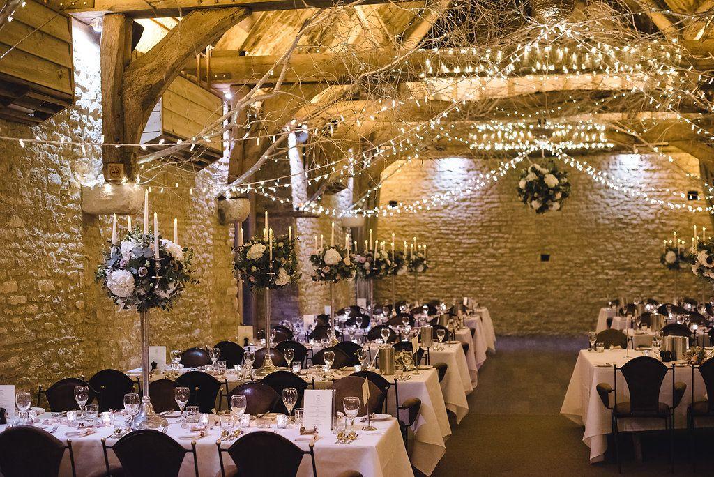 Cold Harbour Barn Oxfordshire Wedding Party Venue