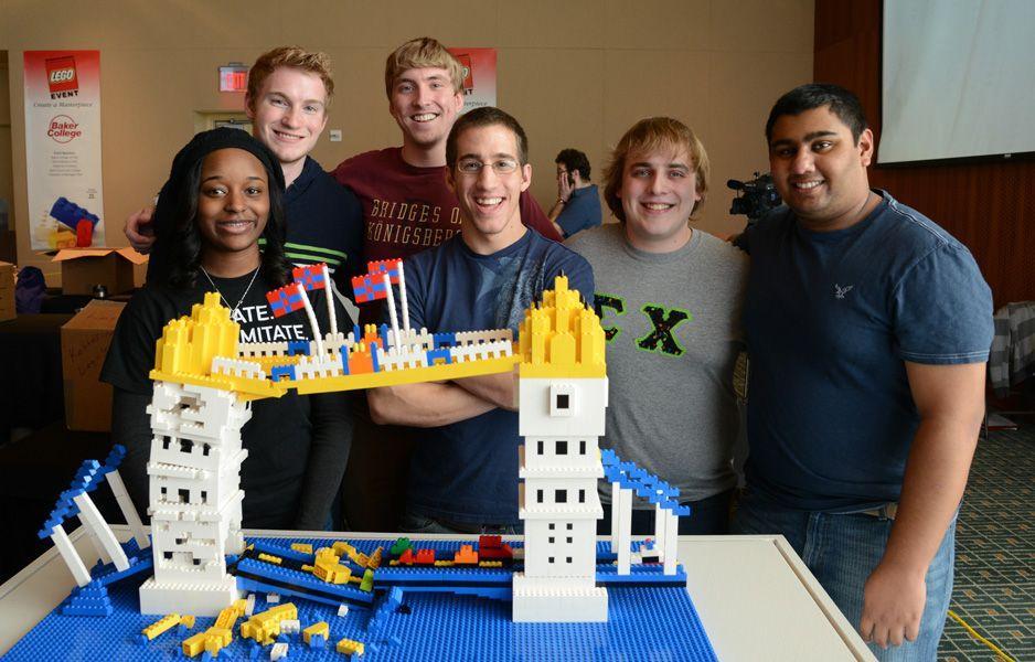 2014 Create a Masterpiece – Intercollegiate Lego® Competition – Kettering University