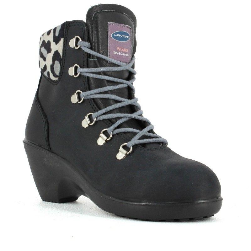 epingle sur chaussure de travail securite