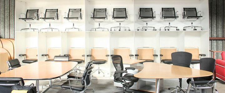 Büromöbel und Bürostuhl Produktübersicht des Büromöbel-Standortes ...