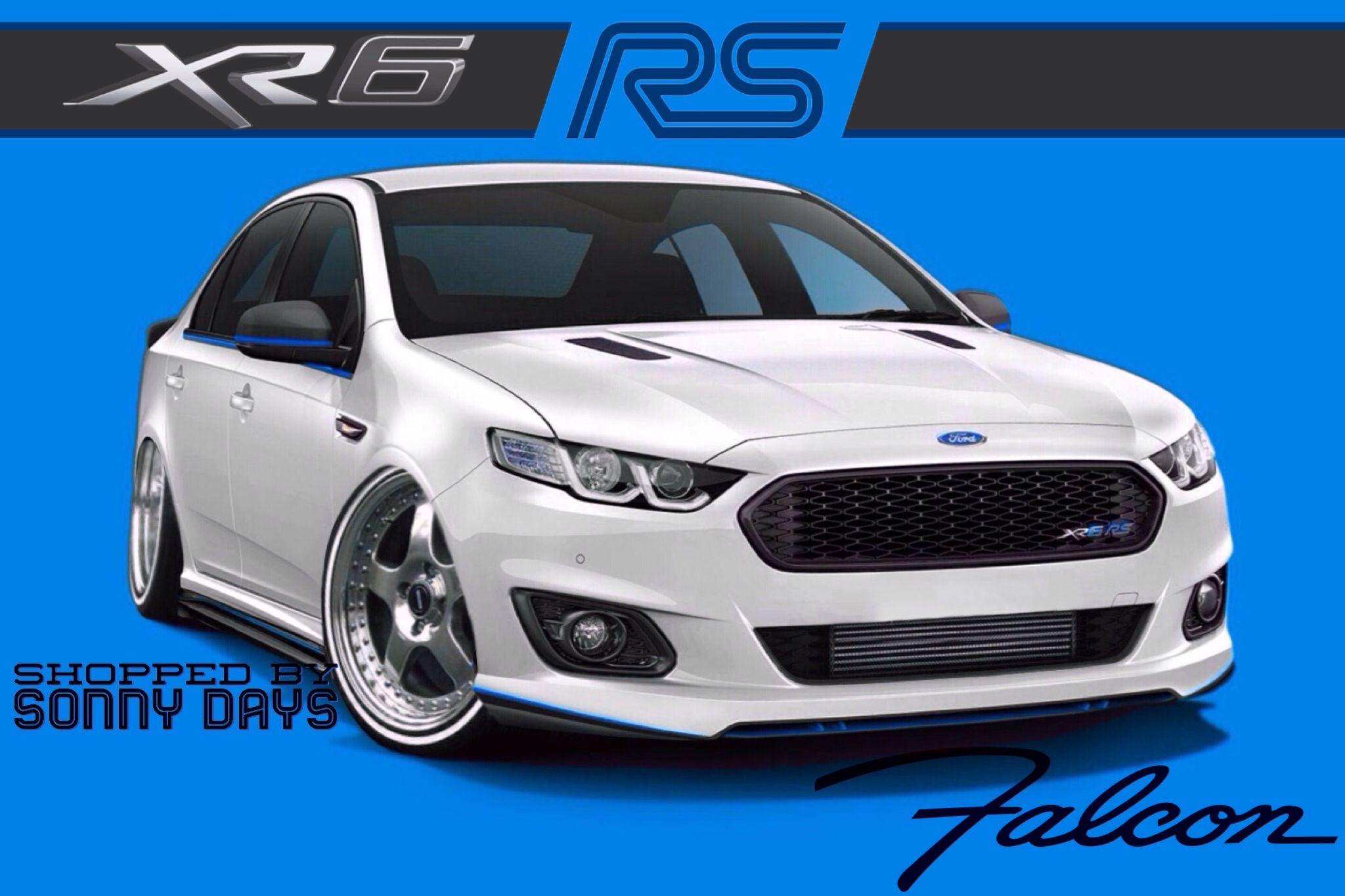 Fgx Xr6 Turbo Rs Aussie Muscle Cars Custom Cars Dream Cars