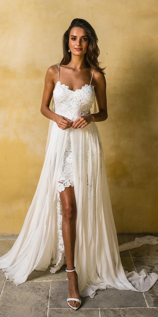 e151a810bc Bohemian Lace Wedding Dresses from Grace Loves Lace | Deer Pearl Flowers -  Part 3