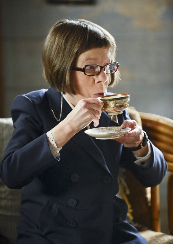 "NCIS: Los Angeles Photos: Tea Time in ""Raven & The Swans"" Episode 22 of Season 4 on CBS.com"