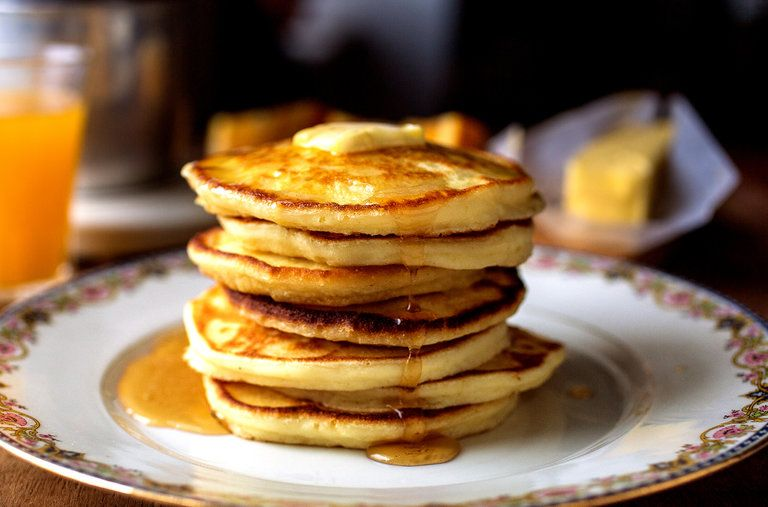 Cooking With The New York Times Best Pancake Recipe Recipes Pancake Recipe Easy