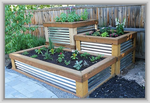 17 Best 1000 images about veggie garden beds on Pinterest Gardens