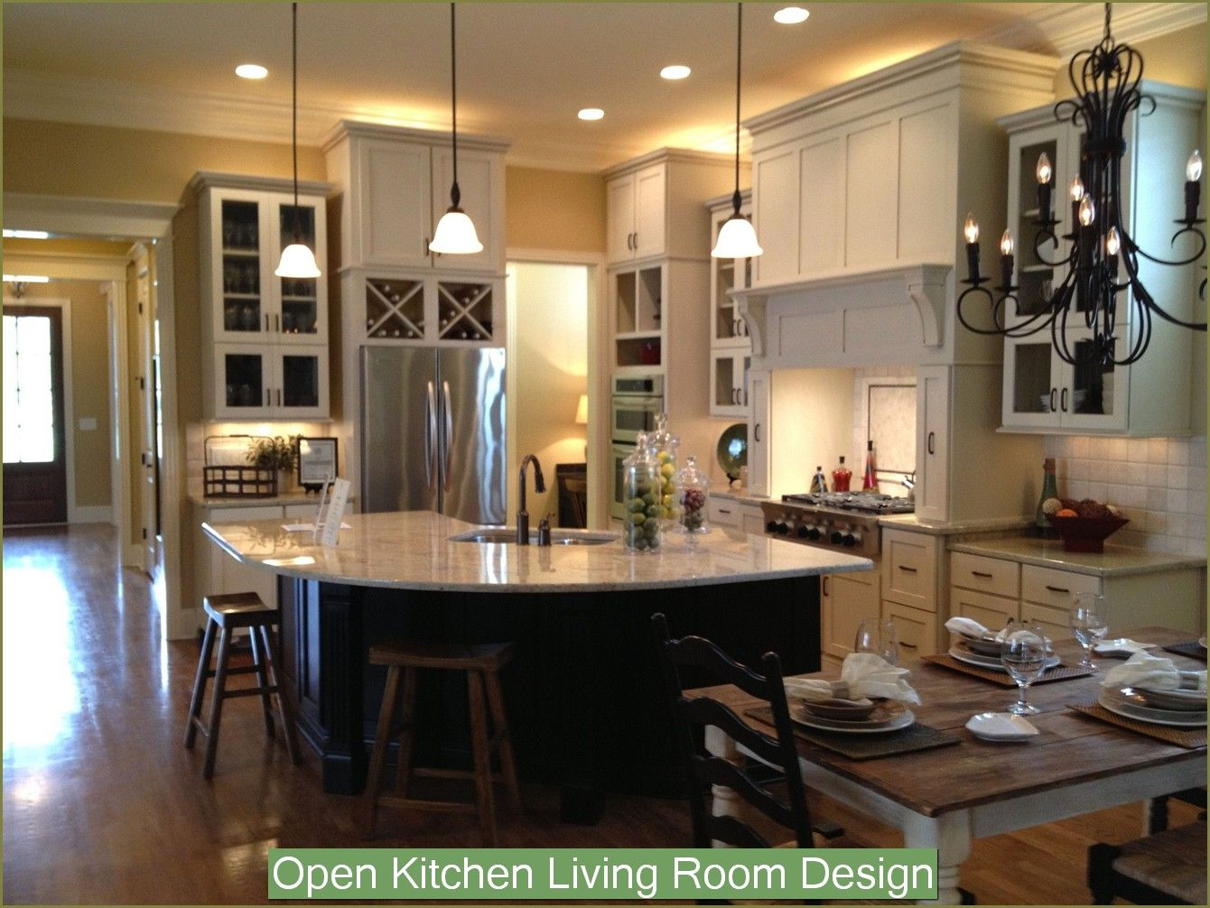 11 Kitchen Living Room Open Concept Design Ideas In 2020