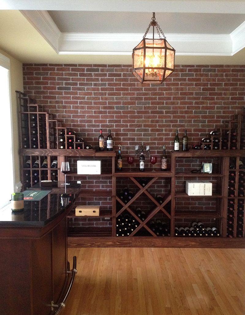 Custom Wine Cellar By Iwa Design Center