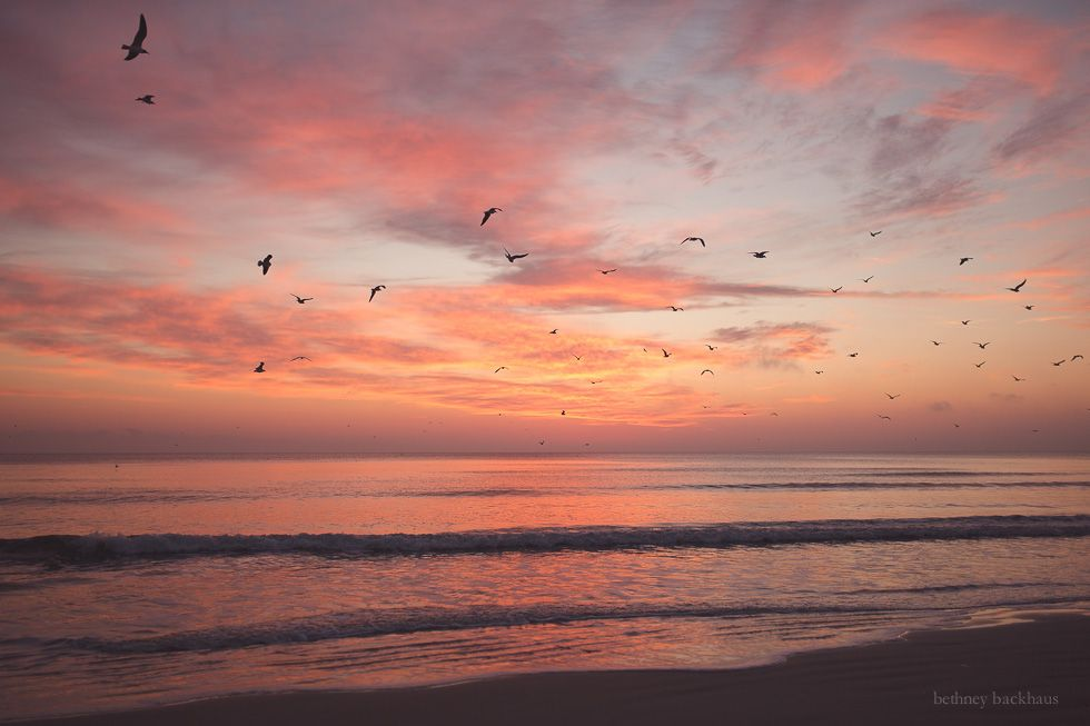 Landscape Photography, Mother Nature, Photography-GeneralApril 2, 2015 Vacation Sunrise By BethneyBackhaus