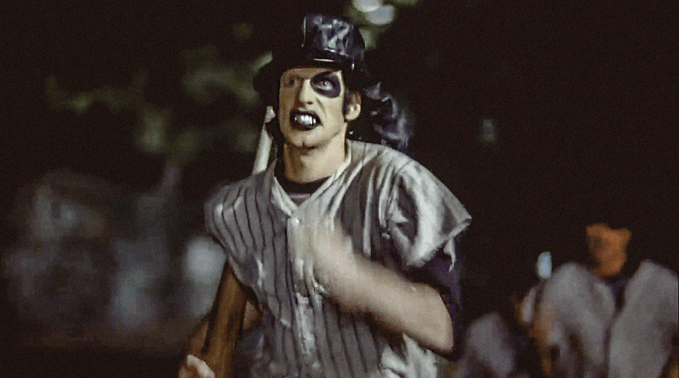 The Warriors Gang Movie 1979 Baseball Furies Warrior Movie The Warriors Baseball Furies Warrior