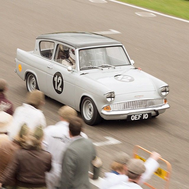 Thegaragista Ford Anglia Classic Cars British Touring Car Racing