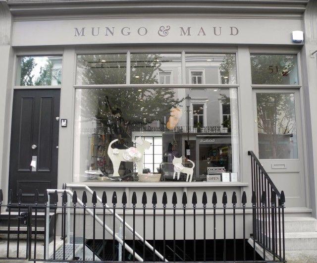 Mungo Notting Hill Pet Store Boutique Design Design