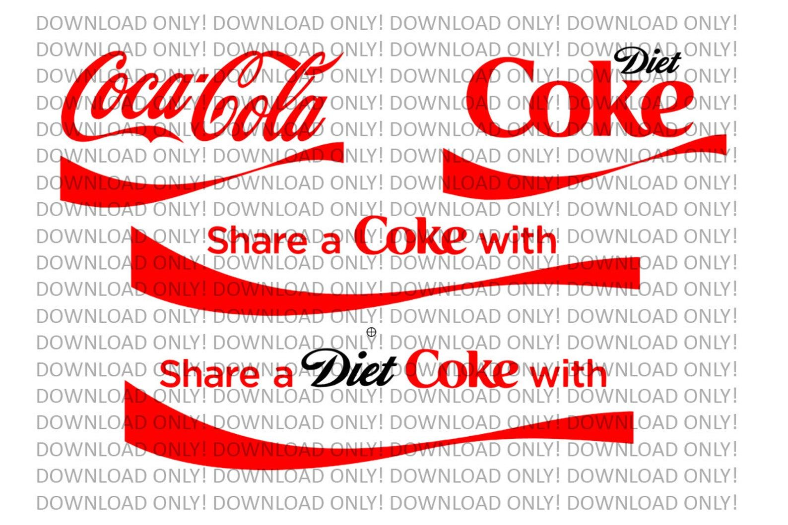 Share A Diet Coke With Soda Can Inspired Svg Png Jpg Etsy Diet Coke Can Diet Coke Share A Coke