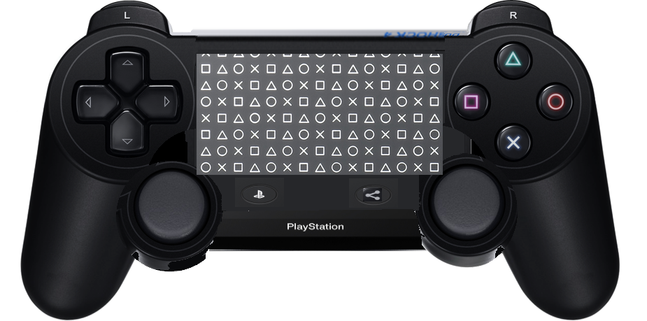 Pin By Ms. Williams On Playstation Mock Up Controllers